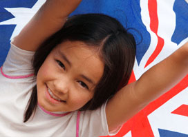 Parents, Apply for Australian Citizenship for Children